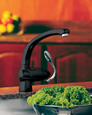 Elkay - LK6365BK -Allure Single Lever - Black